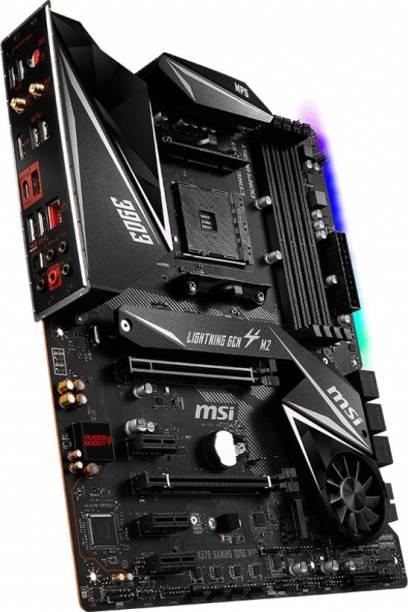 MSI MPG X570 GAMING EDGE WIFI ATX AM4 Gaming Motherboard