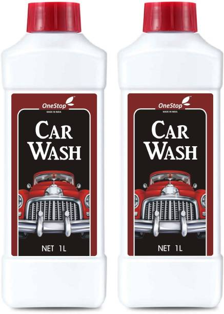 ONESTOP HOME Car Wash Car Washing Liquid Car Washing Liquid