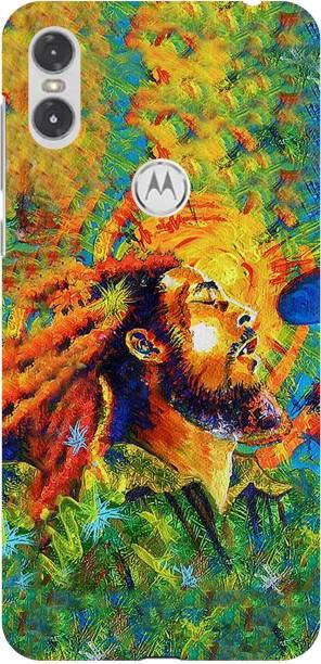 Saledart Back Cover for Motorola One (P30 Play)