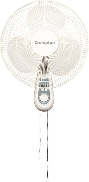 CROMPTON Hiflo Wall Fan 400 mm 3 Blade Wall Fan