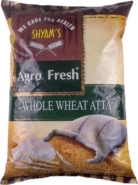 Agro Fresh Whole Wheat Atta