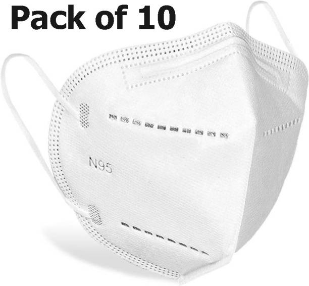 DALUCI N 95 / KN 95 FFP2 5 Layer Reusable, Washable, Anti - Pollution , Anti - Virus Breathable Face Mask 5 Layer For Women And Men Reusable