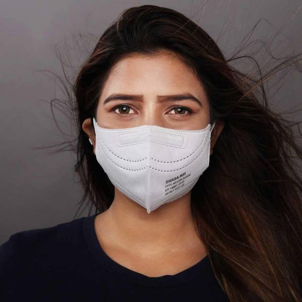 SWASA N95 MASK | 5 LAYERED | USED BY FRONTLINERS (DOCTORS) PROTECTION | PACK OF 5