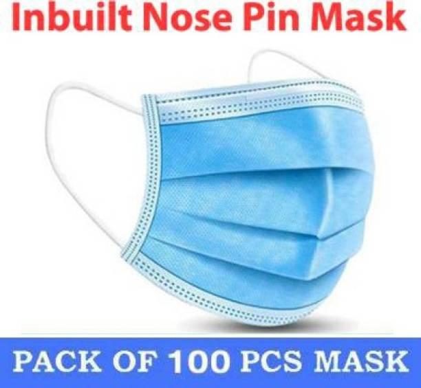 Nitrogen SM-100-BL Surgical Mask