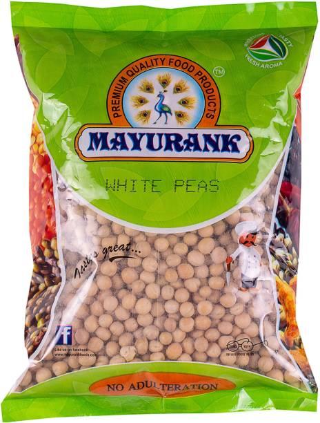Mayurank Foods White Peas (Whole)