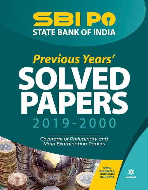 Sbi Po Previous Years Solved Papers 2020