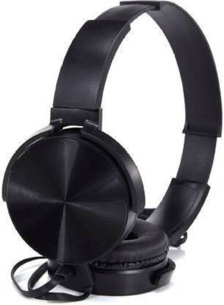 rsfuture iPod MDR-XB450AP Extra Bass On-Ear Headphones