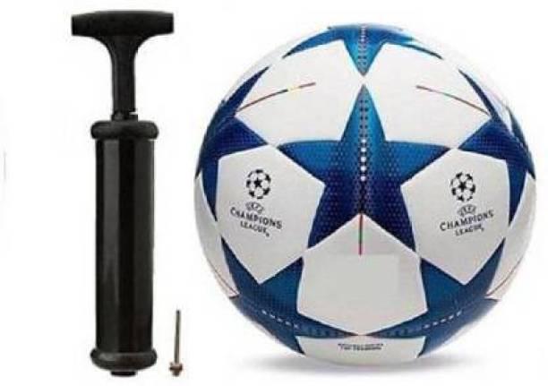 RIO PORT FOOTBALL BLUE STAR WITH PUMP Football Kit