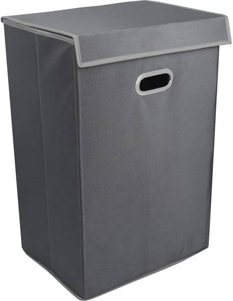 DOUBLE R BAGS 72 L Grey Laundry Basket
