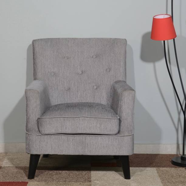 Nilkamal Newyork Fabric Living Room Chair