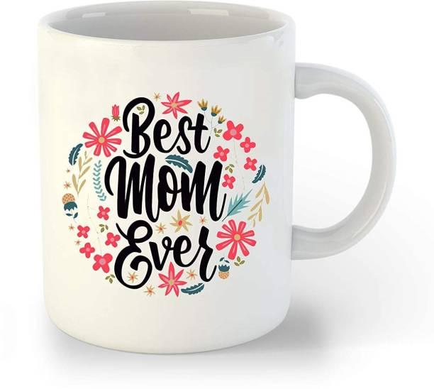 JAIPURART Coffee|Mom |Mom, Mother, Maa|I Love You Mom Coffee|Best Mom Gift| - Gift for Mom, Mom Gift, Mother Day Gift Ceramic Coffee Mug
