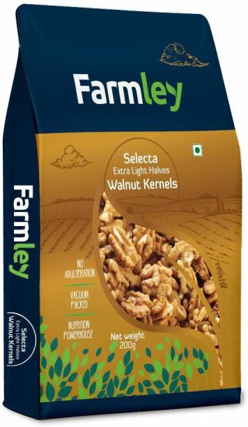 Farmley Selecta Extra Light Halves Kernels Walnuts
