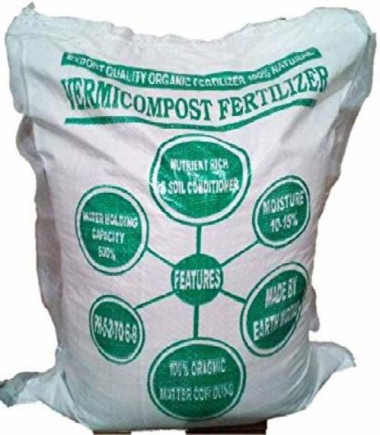 Ecogreen Cow dunk compost Organic Fertilizer, Manure, Potting Mixture, Soil, Pesticide