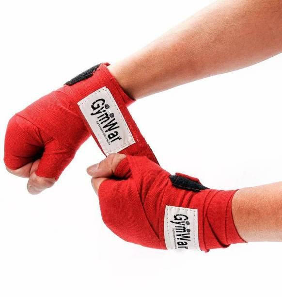 GymWar Wrist Support Gym & Fitness Gloves