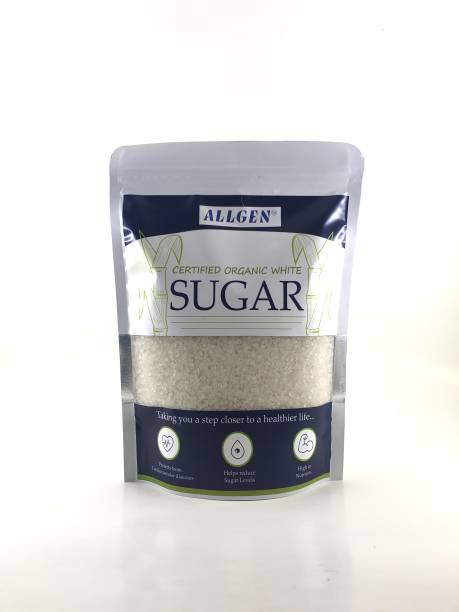 ALLGEN ORGANIC WHITE SUGAR Sugar