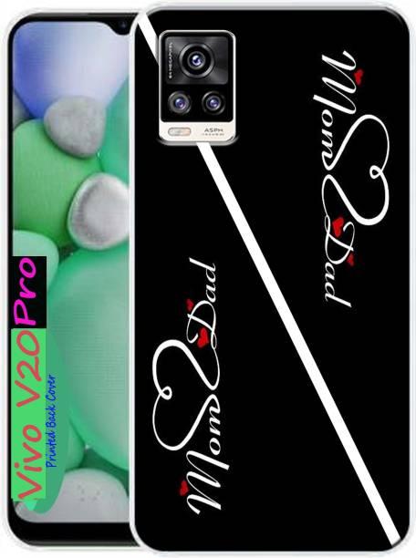 HEXACASE Back Cover for Vivo V20 Pro