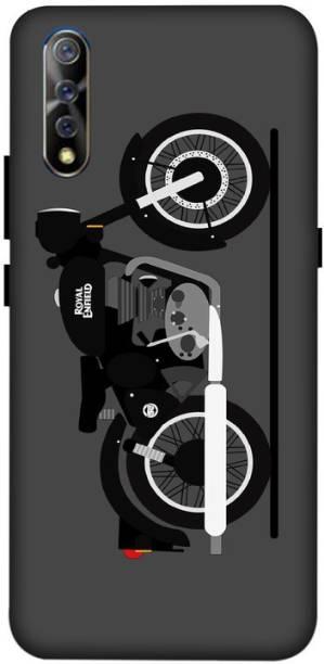 Power Back Cover for Vivo Z1x, Vivo S1