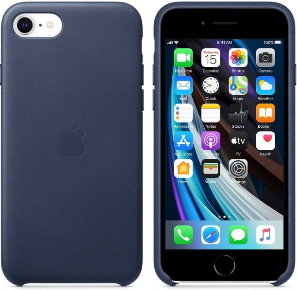 KARWAN Back Cover for Apple iPhone SE 2020