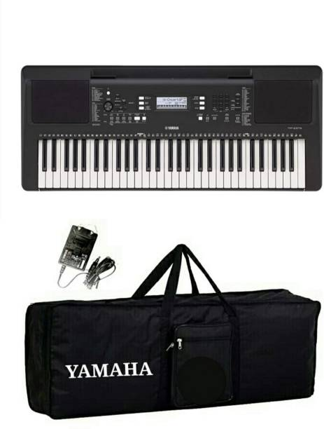 YAMAHA PSR - 373 PSR-E373 With Bag Digital Portable Keyboard
