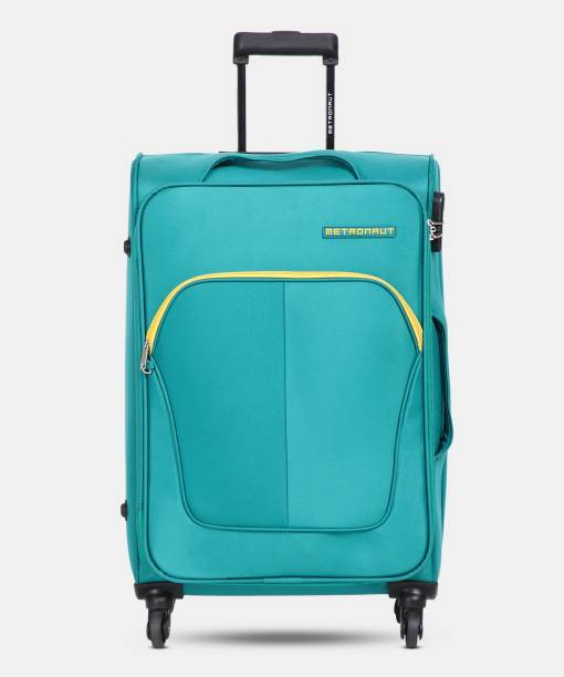 METRONAUT Supreme-Olive Cabin Luggage - 22 inch