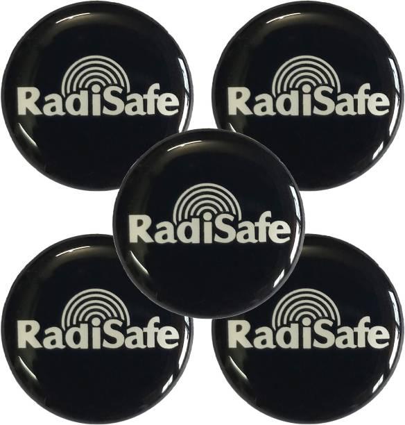 Radisafe Set of 5 Radiation Shielding and Protection Anti-Radiation Chip