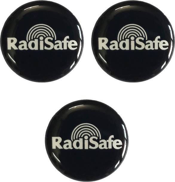 Radisafe Set of 3 Radiation Shielding and EMF Protection Anti-Radiation Chip