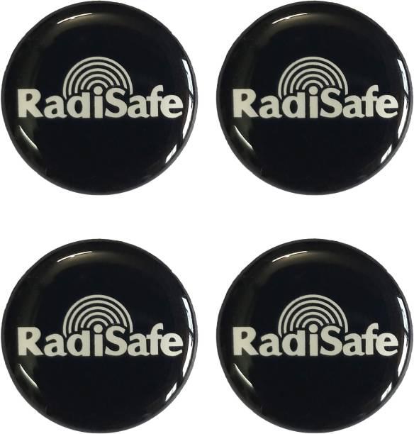 Radisafe Set of 4 Radiation Shielding and EMF Protection Anti-Radiation Chip