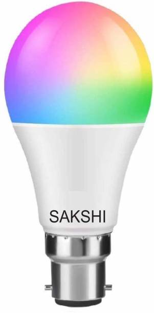 sakshi 9.2 W Round B27 LED Bulb
