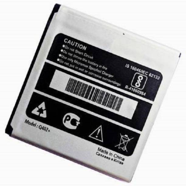 super battery Mobile Battery For  MICROMAX Bharat 2 Plus