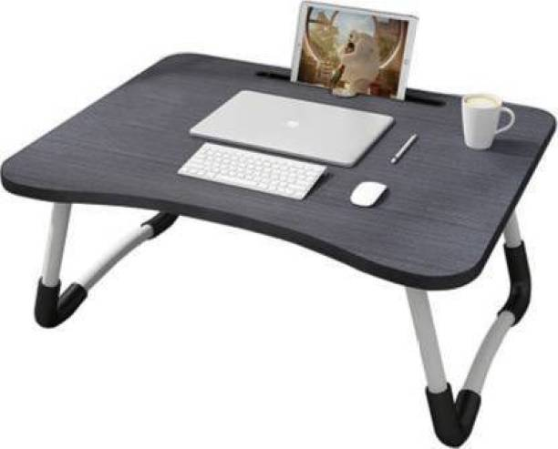 3D METRO SUPER STORE Wood Portable Laptop Table