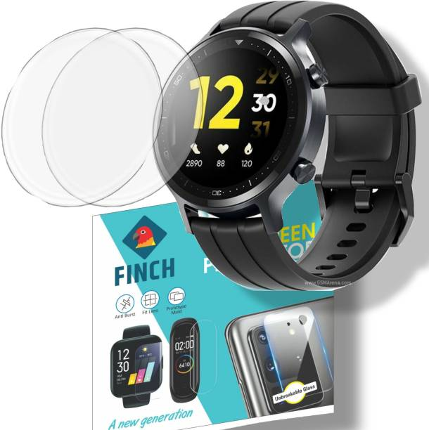 FINCH Impossible Screen Guard for REALME Watch S Edition