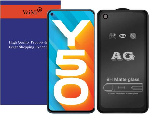 VaiMi Tempered Glass Guard for Vivo Y50