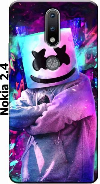 RDcon Back Cover for NOKIA 2.4
