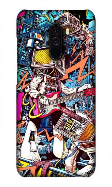 Power Back Cover for POCO F1