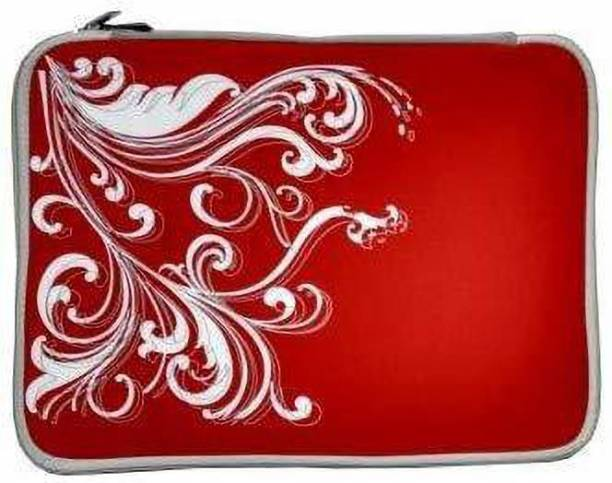 JPRS RED_LC_14 Laptop Bag Cover