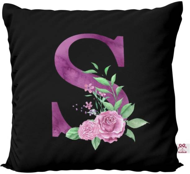 Giftszon Text Print Cushions Cover