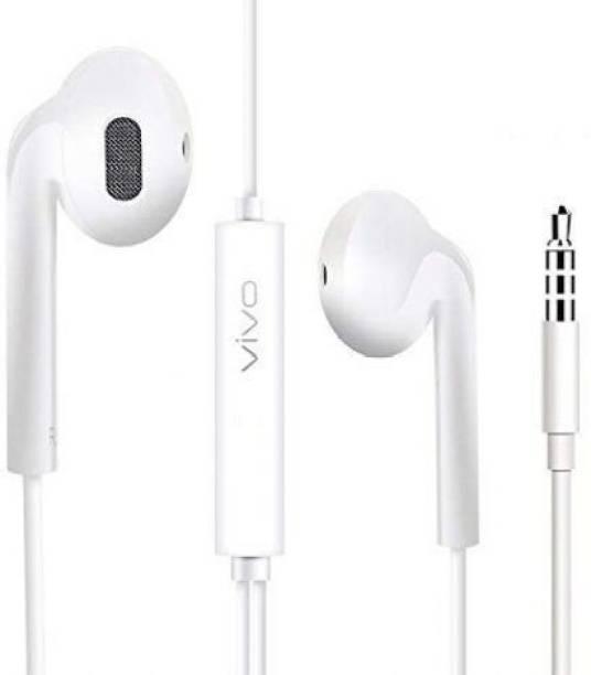 vivo High Bass Earphones Noise Isolating 1101 Wired Headset