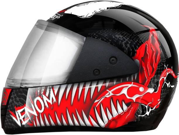 RACING Foroly Venom ISI HELMET Motorbike Helmet