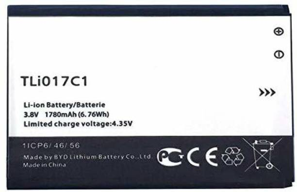 Aq trading Mobile Battery For  Alcatel One Touch OT-5027B Dawn OT-4060O Streak OT-4060A Ideal TLi017C1