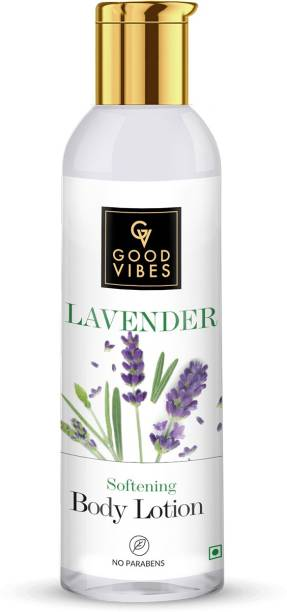 GOOD VIBES Softening Body Lotion - Lavender