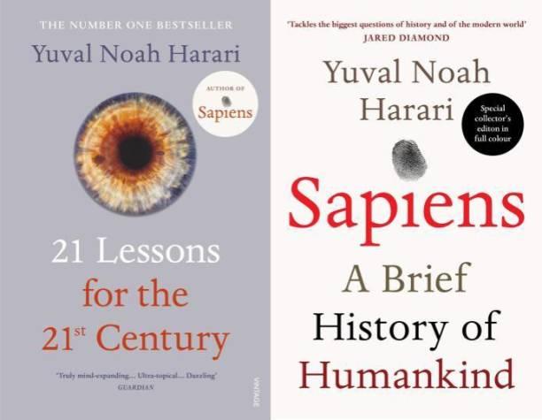 Sapiens & 21 Lessons
