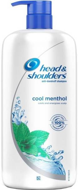 HEAD & SHOULDERS Cool Menthol Anti-Dandruff Shampoo