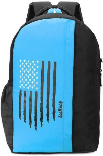LeeRooy BG02 BLUE 36 L Laptop Backpack