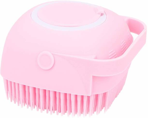 Kostech Silicon Body Scrubber and Body Wash Brush for Men & Women