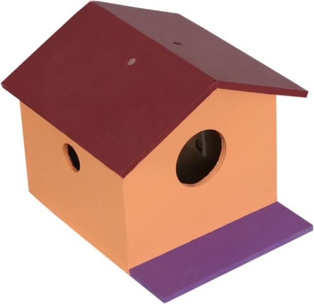 Paxidaya WOODEN BIRD HOUSE Bird House