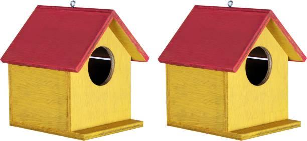 Paxidaya BIRD HOUSE NEST BOX 2 PIS Bird House