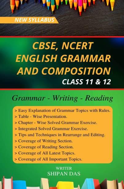 CBSE, NCERT English Grammar and Composition - Class 11 & Class 12