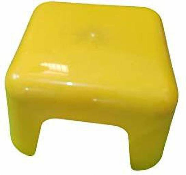 eRise Heavy Duty Plastic Stool Bright Color Attractive Look Strong Build Stool for Bathroom & Kitchen Stool