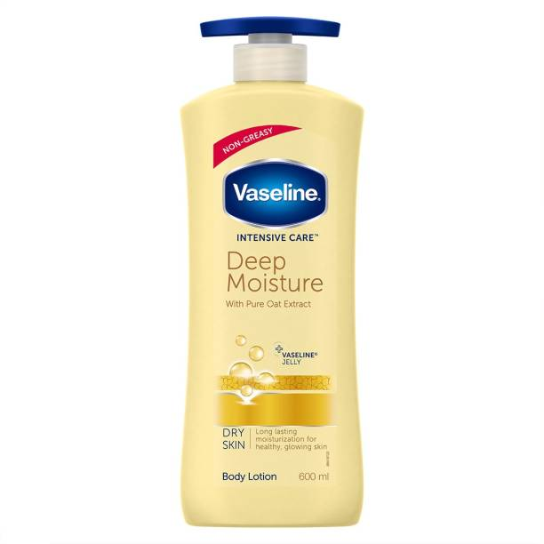 Vaseline Intensive Care Deep Moisture Body Lotion