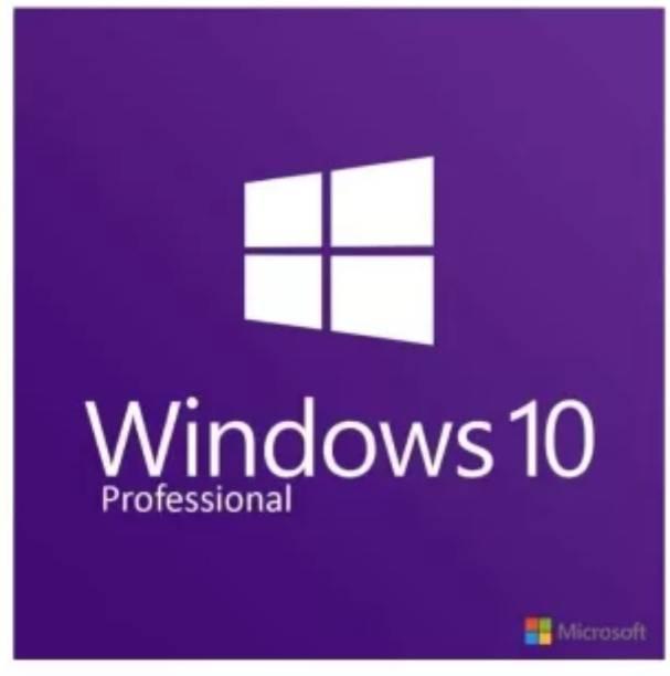 MICROSOFT Windows 10 Pro. OEM 64 Bit DVD.